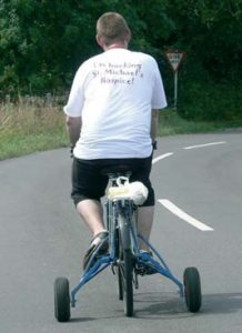 Adult cycle stabilisers