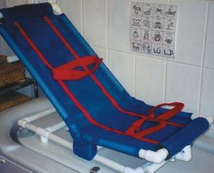 Child's Bathing Chair