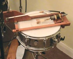 Drum percussion kit