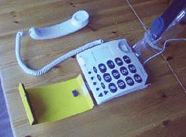 Phone-dialling aid 2