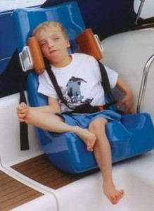 Safety sailing chair