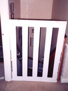 Special stair-gate