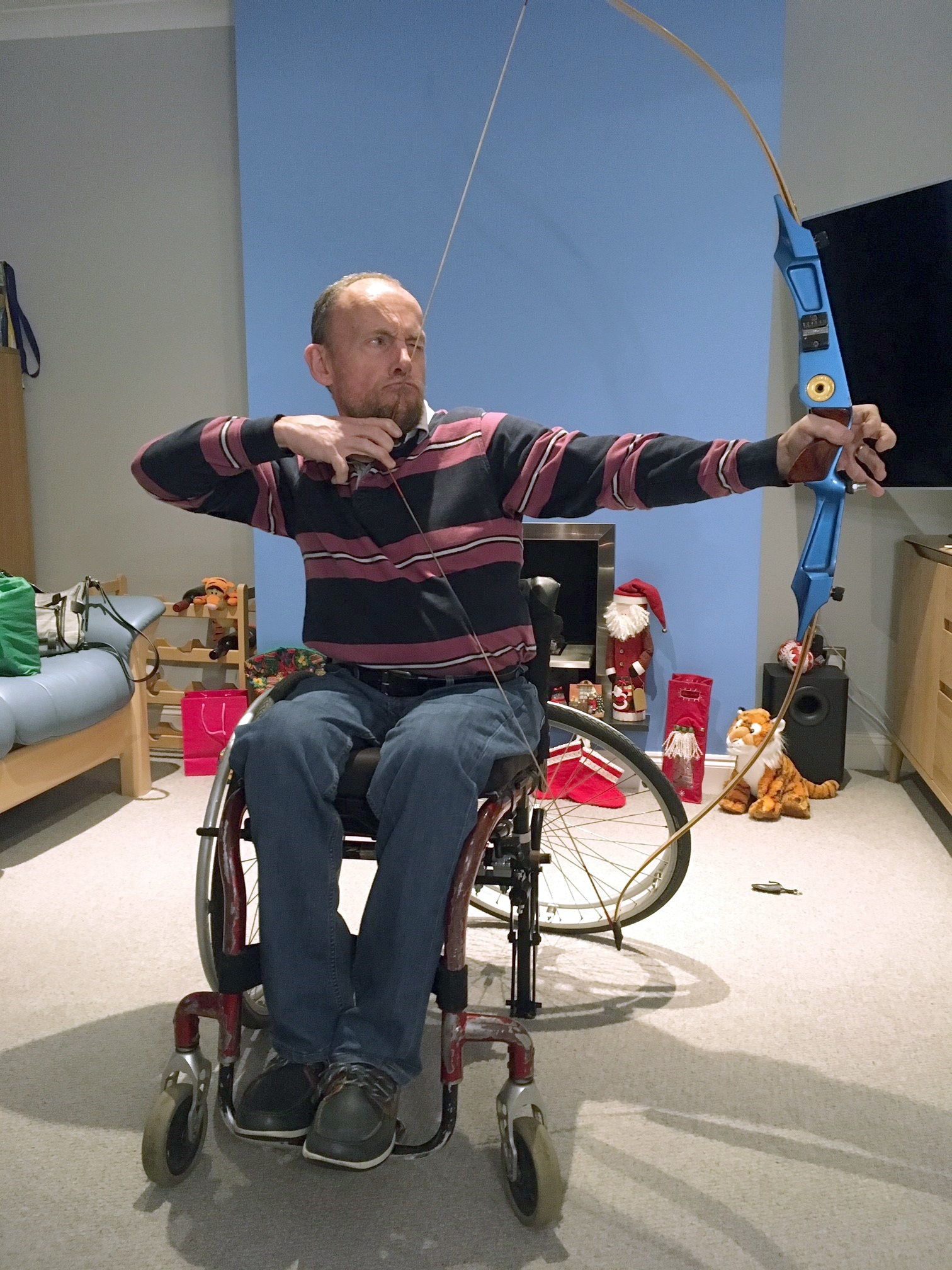 Jack For Wheelchair Archer Makeability