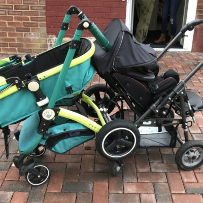 tandem buggy